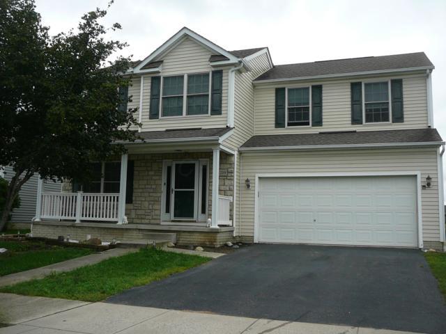 5209 Copper Creek Drive, Dublin, OH 43016 (MLS #218034840) :: Signature Real Estate