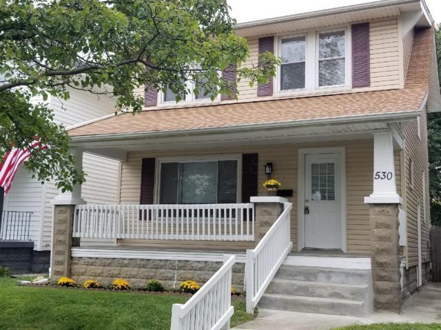 530 Sheldon Avenue, Columbus, OH 43207 (MLS #218034893) :: The Raines Group