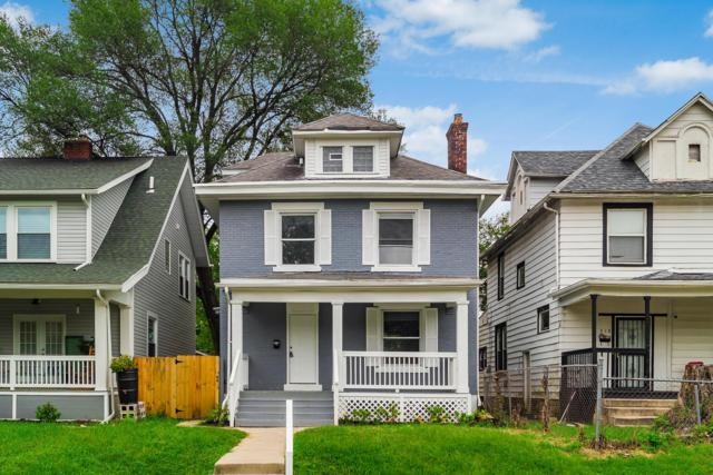 914 Studer Avenue, Columbus, OH 43206 (MLS #218034898) :: The Raines Group