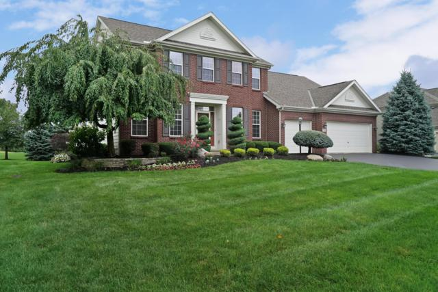 7621 Polo Lane, Powell, OH 43065 (MLS #218034965) :: Exp Realty
