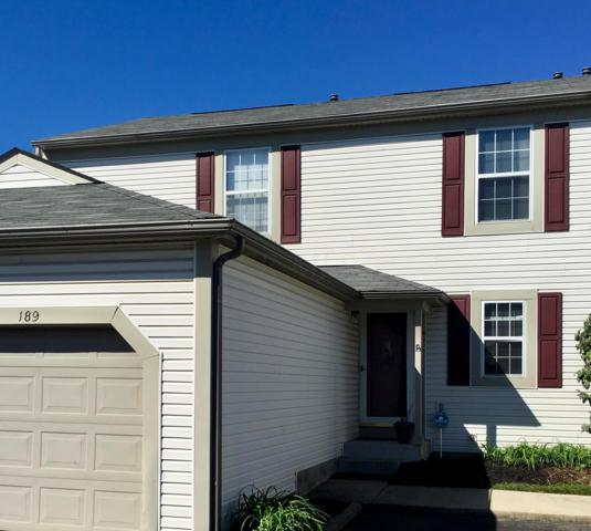 189 Malloy Lane 26C, Blacklick, OH 43004 (MLS #218035132) :: Julie & Company