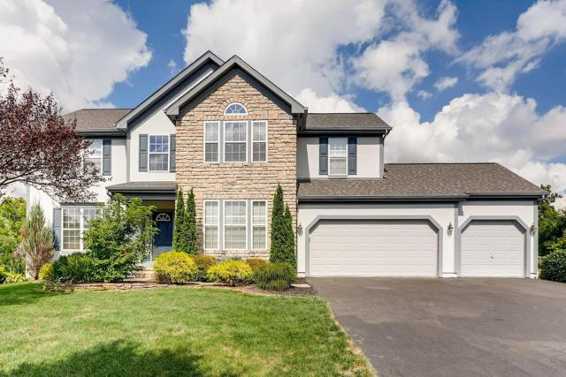 1174 Gwyndale Drive, New Albany, OH 43054 (MLS #218035133) :: Berkshire Hathaway HomeServices Crager Tobin Real Estate