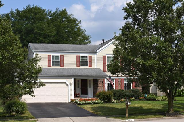 585 Glenside Lane, Powell, OH 43065 (MLS #218035166) :: Julie & Company