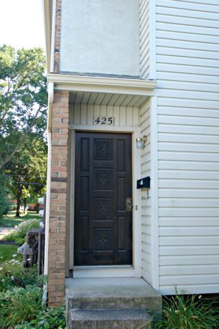 425 E North Street C-5, Worthington, OH 43085 (MLS #218035207) :: Julie & Company