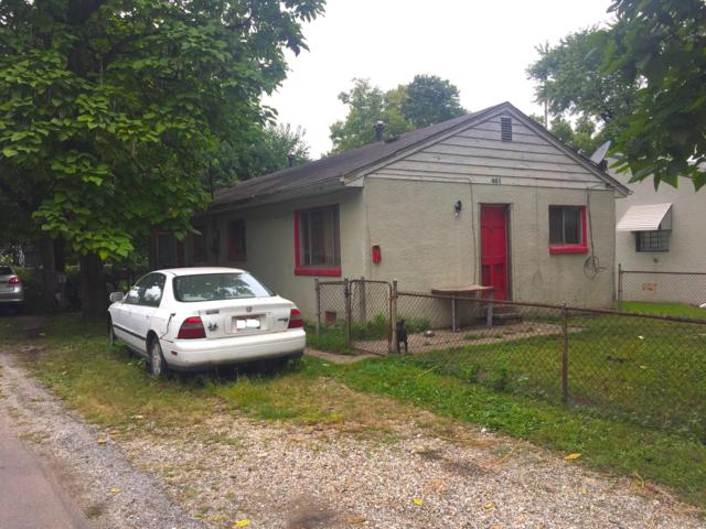461 - 463 Holton Avenue, Columbus, OH 43223 (MLS #218035255) :: RE/MAX ONE