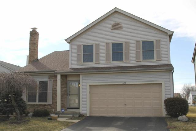 427 Bricktone Drive, Blacklick, OH 43004 (MLS #218035310) :: RE/MAX ONE