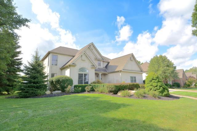1611 Sydney Glen Court, New Albany, OH 43054 (MLS #218035390) :: Berkshire Hathaway HomeServices Crager Tobin Real Estate