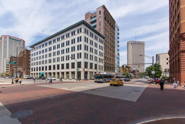 106 N High Street #406, Columbus, OH 43215 (MLS #218035393) :: Signature Real Estate