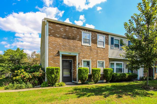 1689 Park Row Drive M, Columbus, OH 43235 (MLS #218035435) :: Brenner Property Group | KW Capital Partners