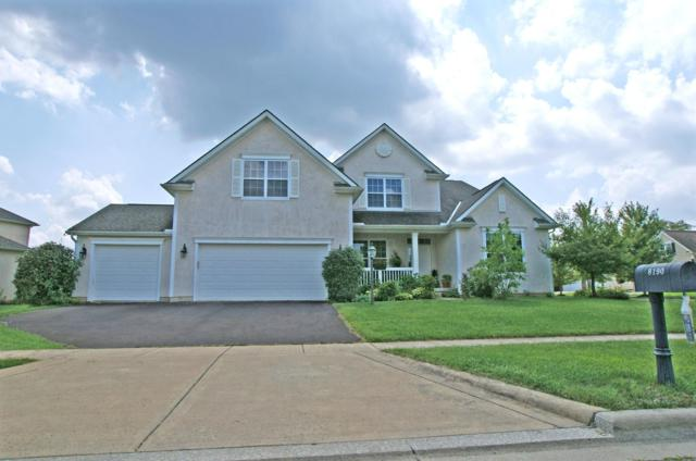 8190 Tricia Price Drive, Powell, OH 43065 (MLS #218035526) :: Signature Real Estate