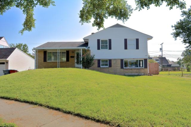 3870 Jerome Court, Grove City, OH 43123 (MLS #218035545) :: The Mike Laemmle Team Realty