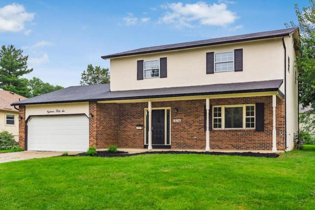 1856 Fairhaven Road, Columbus, OH 43229 (MLS #218035556) :: Berkshire Hathaway HomeServices Crager Tobin Real Estate