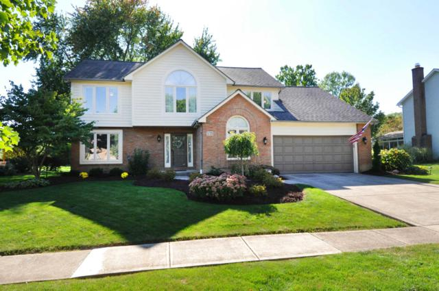 5729 Mcneven Court, Dublin, OH 43017 (MLS #218035579) :: RE/MAX ONE