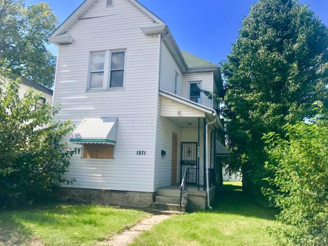 1271 Wager Street, Columbus, OH 43206 (MLS #218035651) :: The Raines Group