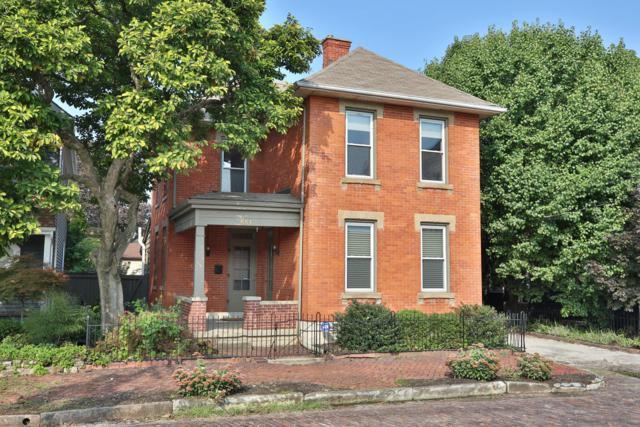 651 Briggs Street, Columbus, OH 43206 (MLS #218035740) :: CARLETON REALTY