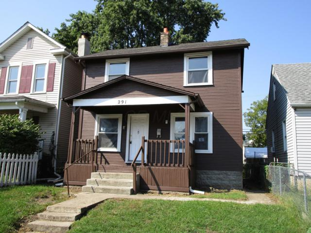 291 S Warren Avenue, Columbus, OH 43204 (MLS #218035757) :: The Raines Group