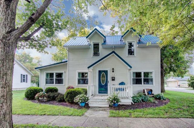 153 W Bomford Street, Richwood, OH 43344 (MLS #218035762) :: The Raines Group