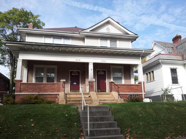 306-308 E 16th Avenue, Columbus, OH 43201 (MLS #218035800) :: Berkshire Hathaway HomeServices Crager Tobin Real Estate