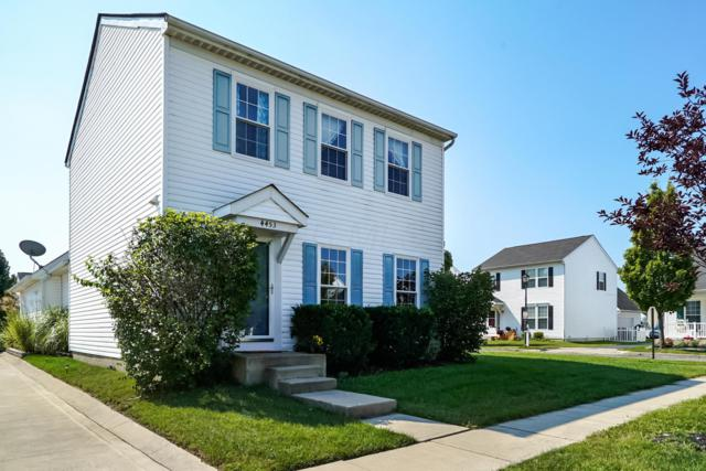 4453 Resaca Drive, Grove City, OH 43123 (MLS #218035834) :: The Clark Group @ ERA Real Solutions Realty
