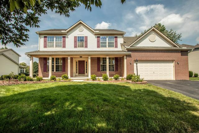 6318 Beringer Drive, Westerville, OH 43082 (MLS #218035858) :: The Clark Group @ ERA Real Solutions Realty