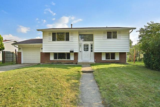 1459 Chesterton Square S, Columbus, OH 43229 (MLS #218035866) :: Shannon Grimm & Partners