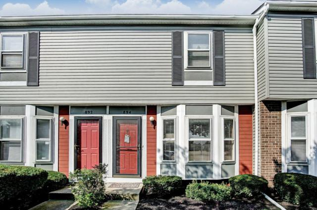 894 Worthington Woods Boulevard #3, Columbus, OH 43085 (MLS #218035968) :: Signature Real Estate