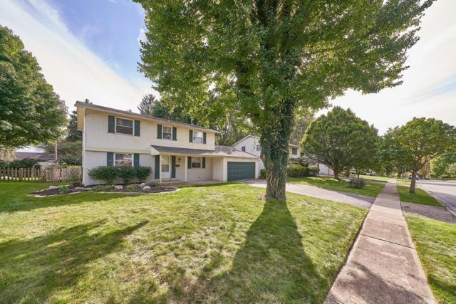 441 Lambourne Avenue, Worthington, OH 43085 (MLS #218036020) :: The Raines Group