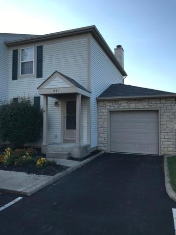 241 Glenkirk Drive 107F, Blacklick, OH 43004 (MLS #218036117) :: Shannon Grimm & Partners
