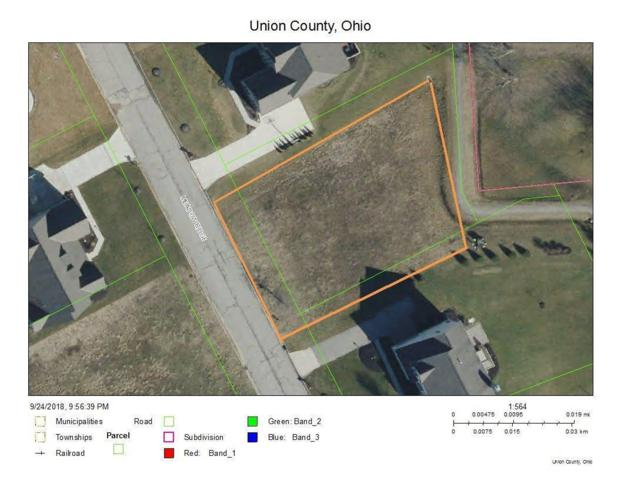 720 Meadow Ridge Way, Marysville, OH 43040 (MLS #218036151) :: The Clark Group @ ERA Real Solutions Realty