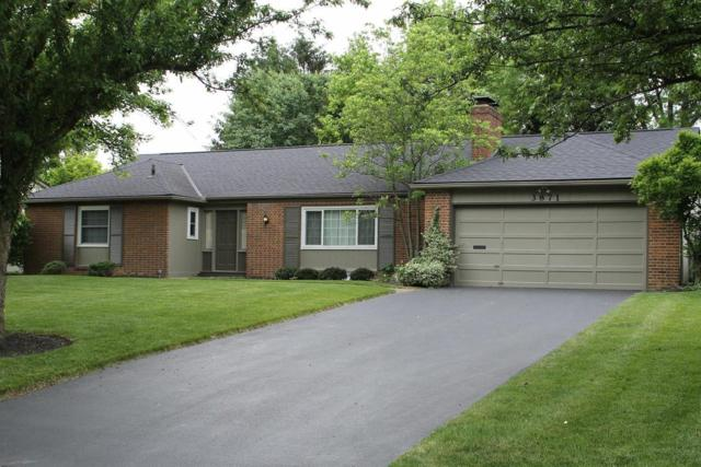 3871 Hillview Drive, Columbus, OH 43220 (MLS #218036260) :: Berkshire Hathaway HomeServices Crager Tobin Real Estate