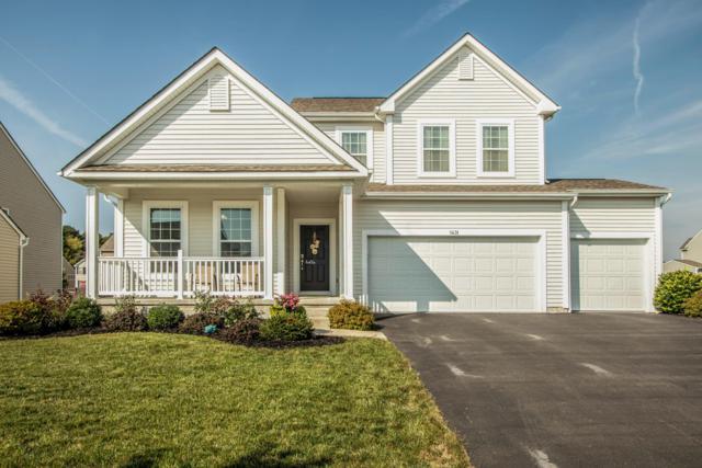 1431 Horizon Drive, Marysville, OH 43040 (MLS #218036337) :: Keller Williams Excel