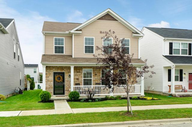 5550 Tygart Valley Drive, Dublin, OH 43016 (MLS #218036380) :: Signature Real Estate