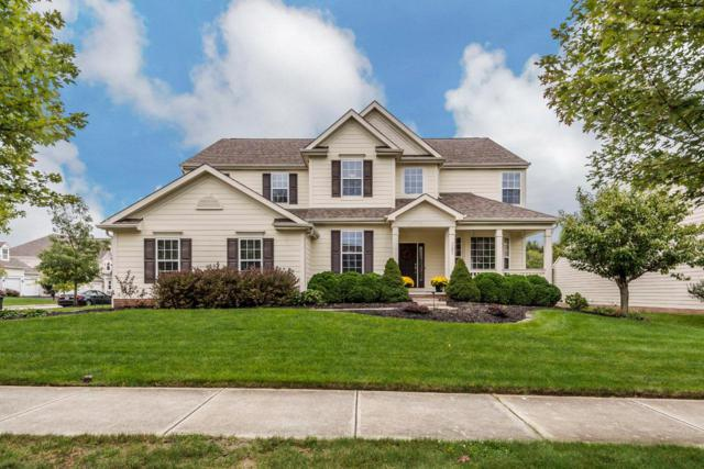 7202 Dean Farm Road, New Albany, OH 43054 (MLS #218036570) :: The Raines Group