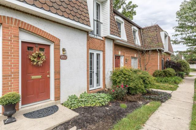 2857 Chateau Circle #20, Upper Arlington, OH 43221 (MLS #218036637) :: CARLETON REALTY