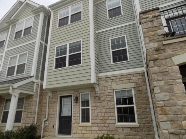 5445 Spring River Avenue #1502, Dublin, OH 43016 (MLS #218036649) :: Signature Real Estate