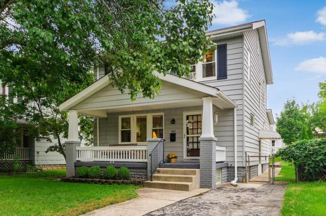 942 Mcclain Road, Columbus, OH 43212 (MLS #218036766) :: Berkshire Hathaway HomeServices Crager Tobin Real Estate