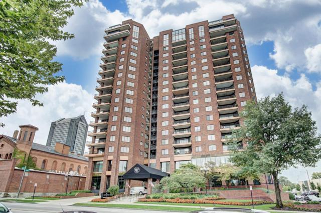 155 W Main Street #704, Columbus, OH 43215 (MLS #218036796) :: The Mike Laemmle Team Realty