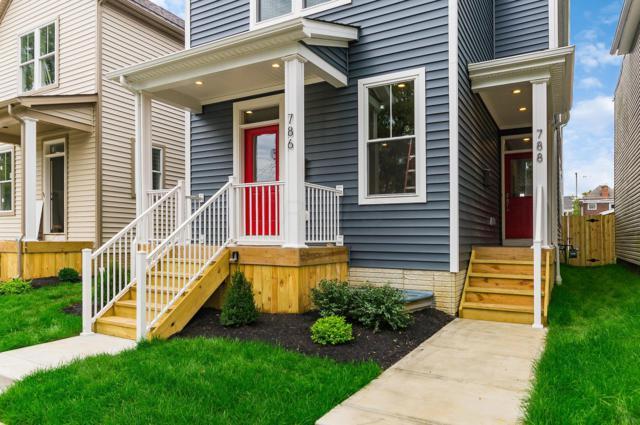 788 Bruck Street, Columbus, OH 43206 (MLS #218037068) :: The Raines Group
