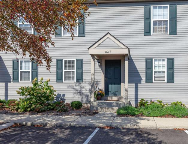 5671 Wigmore Drive 54D, Columbus, OH 43235 (MLS #218037151) :: The Mike Laemmle Team Realty