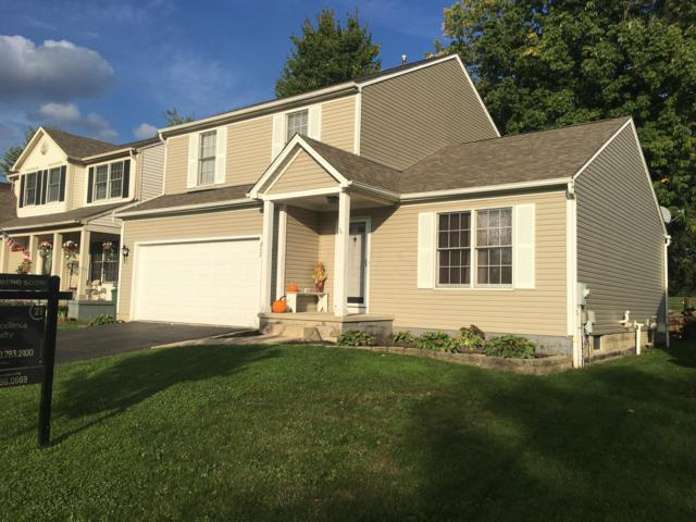 432 Sandmar Drive, Blacklick, OH 43004 (MLS #218037166) :: Berkshire Hathaway HomeServices Crager Tobin Real Estate