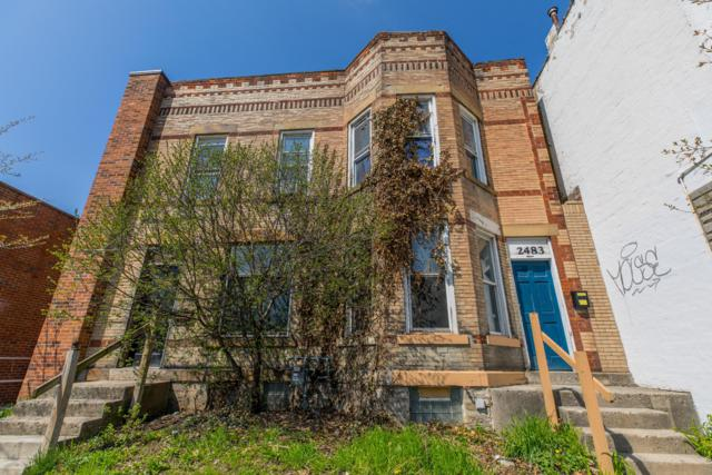 2481-2483 N High Street, Columbus, OH 43202 (MLS #218037309) :: CARLETON REALTY
