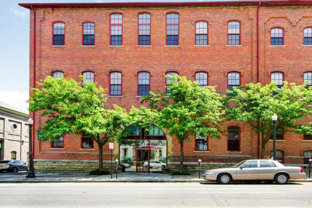 544 S Front Street #305, Columbus, OH 43215 (MLS #218037327) :: The Mike Laemmle Team Realty