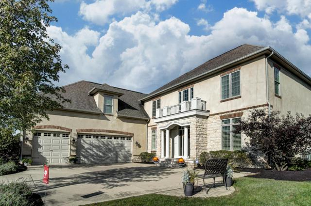 4383 Hickory Rock Drive, Powell, OH 43065 (MLS #218037400) :: RE/MAX ONE