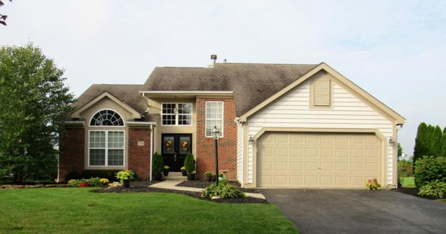 7799 Glenmore Drive, Powell, OH 43065 (MLS #218037402) :: The Raines Group