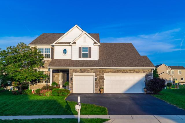 240 Fox Glen Drive E, Pickerington, OH 43147 (MLS #218037407) :: CARLETON REALTY