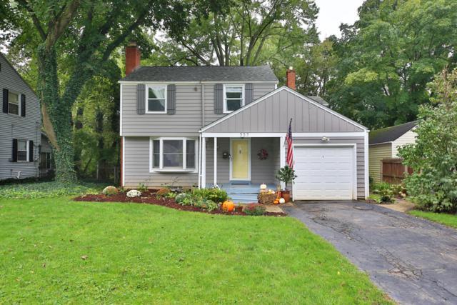557 Park Boulevard, Worthington, OH 43085 (MLS #218037502) :: Signature Real Estate