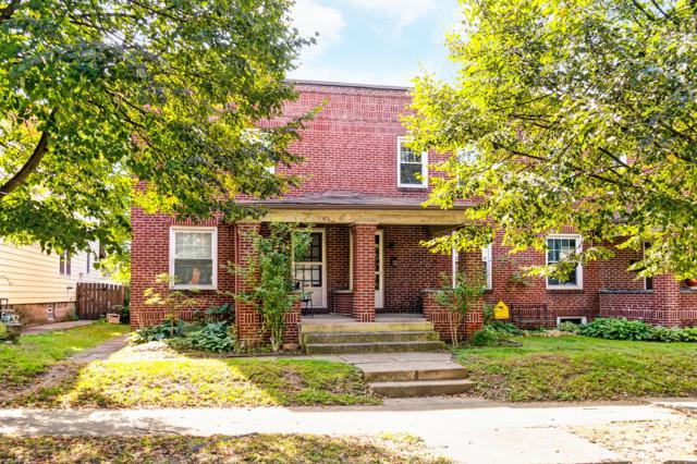 45 W Weber Road, Columbus, OH 43202 (MLS #218037537) :: Susanne Casey & Associates