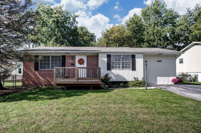 439 Denwood Court, Gahanna, OH 43230 (MLS #218037694) :: RE/MAX ONE