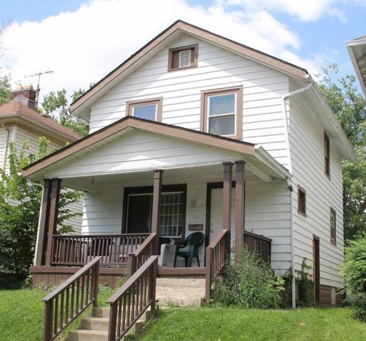 985 Ellsworth Avenue, Columbus, OH 43206 (MLS #218037761) :: RE/MAX ONE