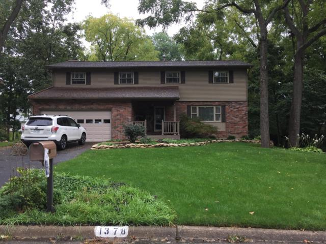 1378 Oakbourne Drive, Columbus, OH 43235 (MLS #218038011) :: Signature Real Estate